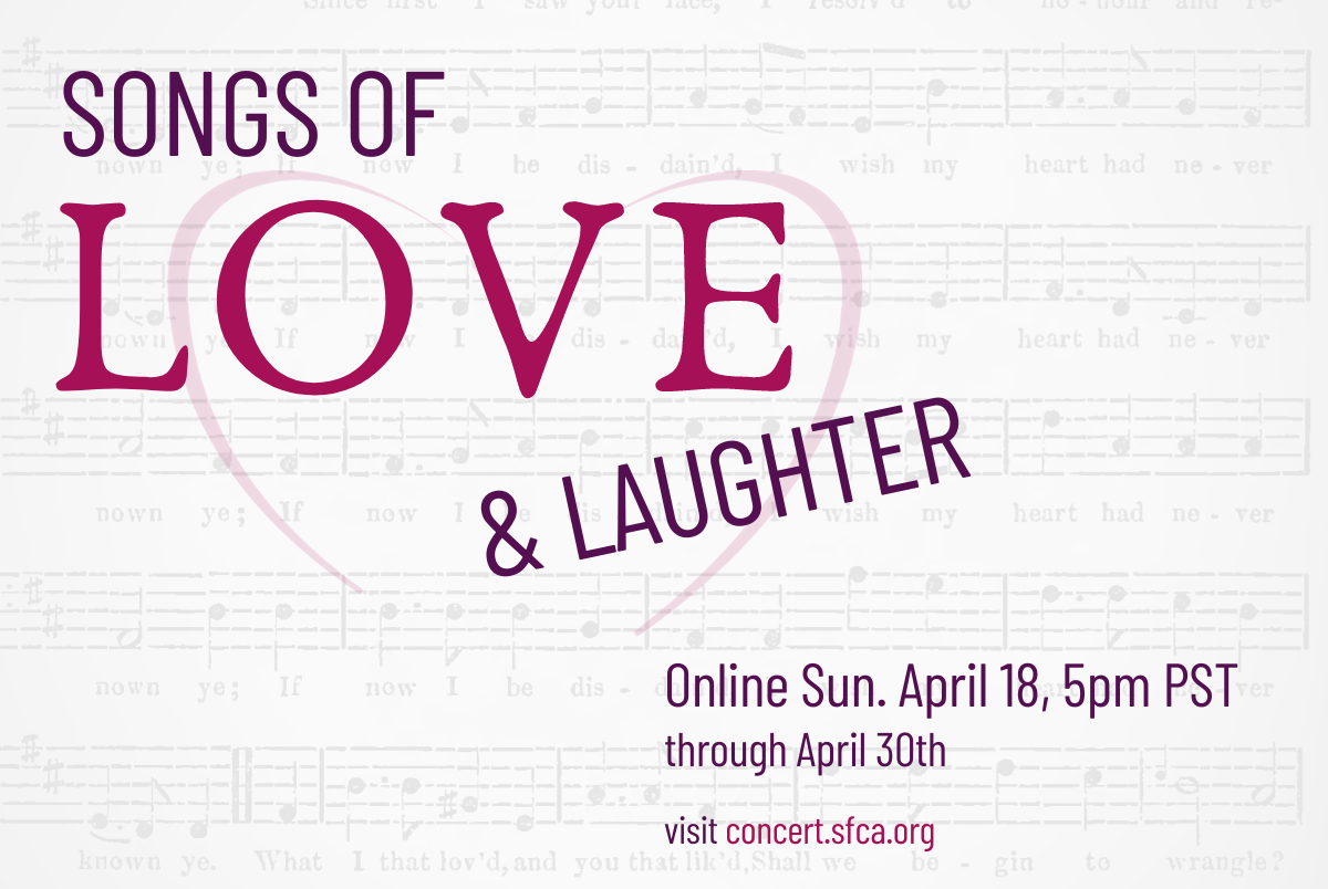 SFCA Songs of Love & Laughter